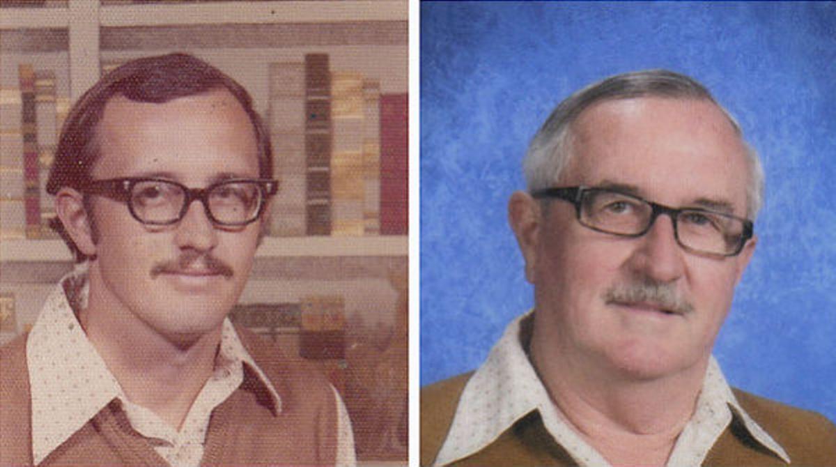 Vídeo que recoge todas las fotografías de Dale Irby durante su carrera como profesor.