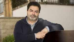 El jefe de Enfermedades Infecciosas del Hospital del Mar de Barcelona, Juan Pablo Horcajada.