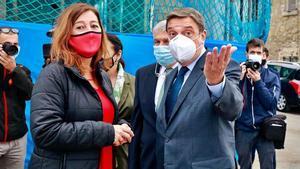 Dos comidas de 26 personas del Govern balear en plenas restricciones salpican a Sánchez