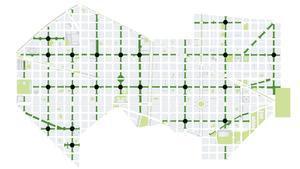 Consulteu si el vostre carrer està inclòs a les superilles de l'Eixample de Barcelona