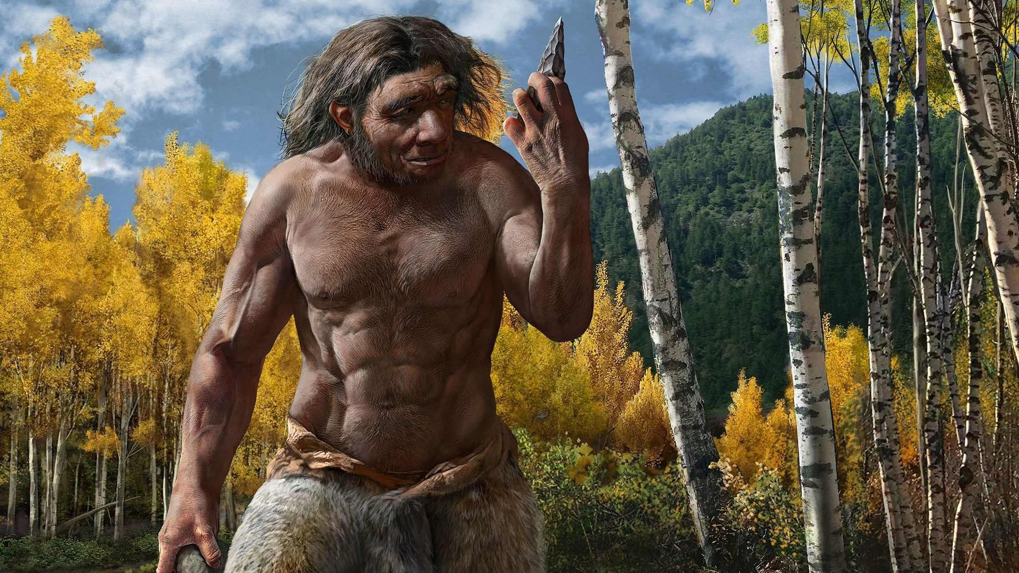 Así eran los 'hombre dragón', los homínidos con los que (quizás) convivimos hace 146.000 años