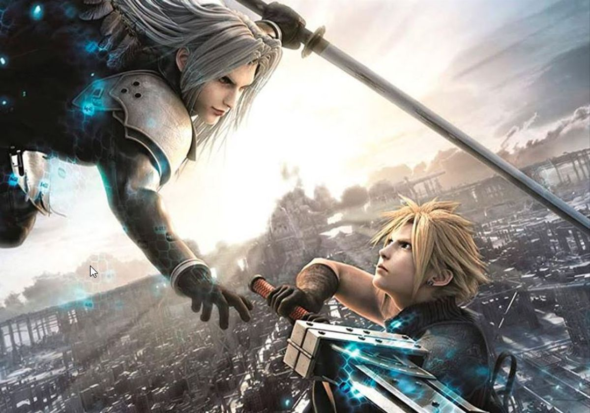 Final Fantasy VII: Advent Children recibirá una completa edición remasterizada en 4K HDR