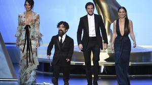 'Joc de trons' aconsegueix el colofó d'or en els Emmy de 'Fleabag'
