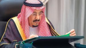 Hospitalitzen el rei Salman de l'Aràbia