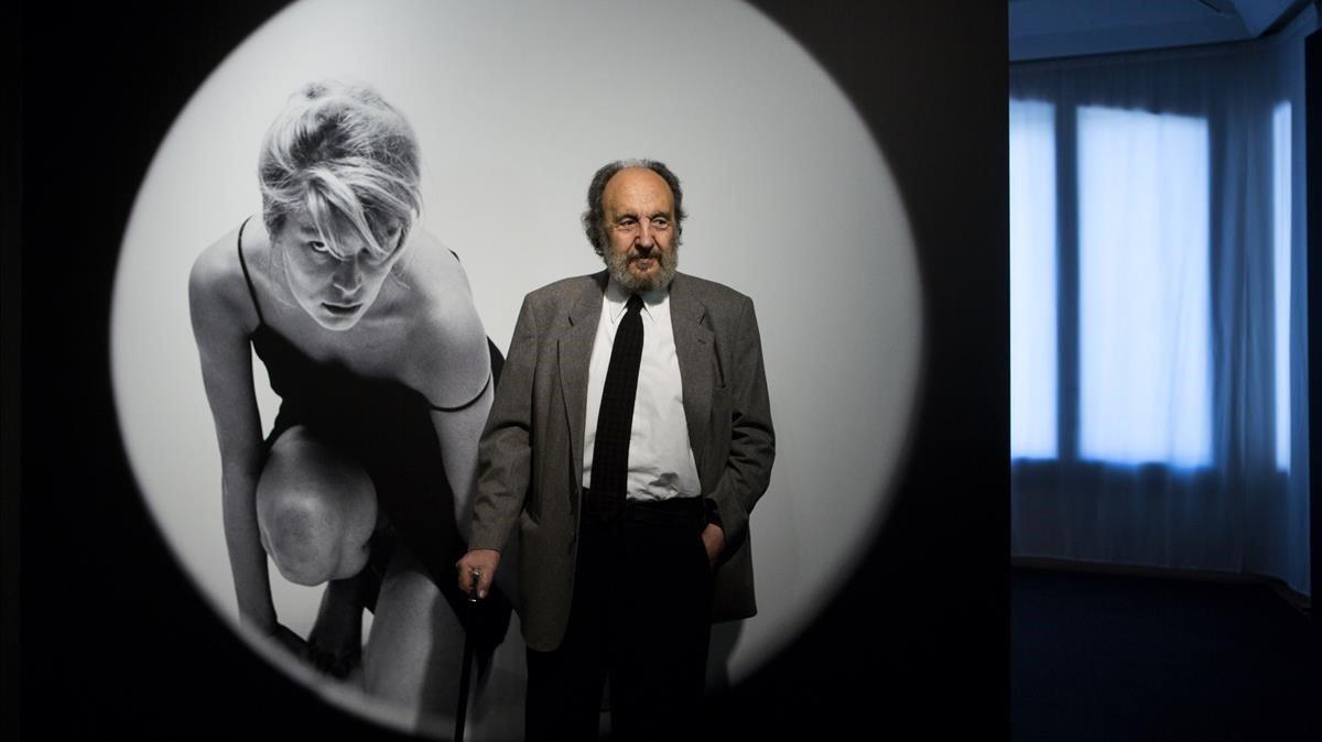 Premio Nacional per a Leopoldo Pomés, el fotògraf que va erotitzar Espanya