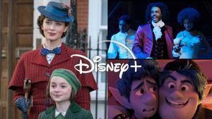 Algunos de los estrenos más destacados de Disney+ en julio.