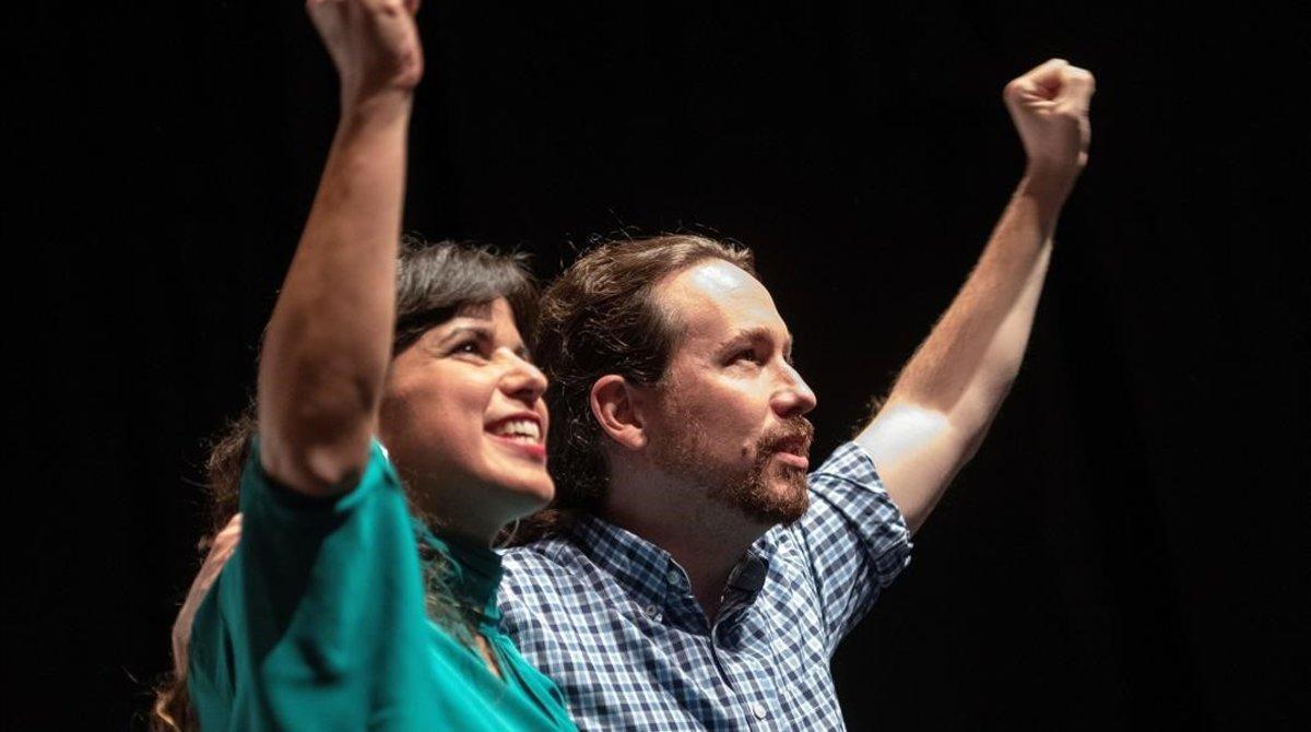Teresa Rodríguez se centrarà en Endavant Andalusia per convertir-lo en un partit andalusista