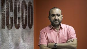 El secretario general de CCOO de Catalunya, Javier Pacheco.