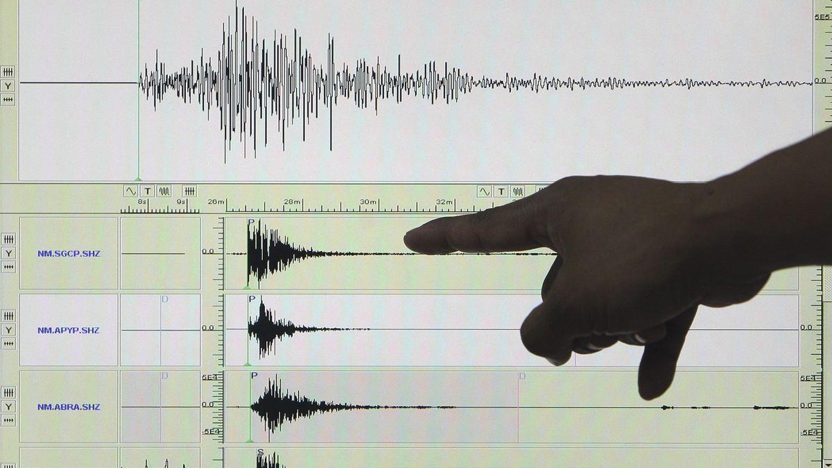 Un terratrèmol de magnitud 5,5 fa tremolar la costa de Nicaragua