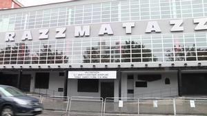 Els Mossos investiguen una agressió sexual a una menor al backstage del Razzmatazz