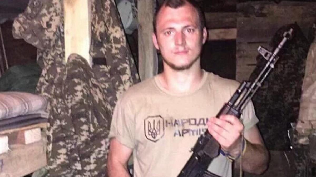 El jugador ucraniano Zozulya.