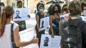Rap mestís contra el racisme estructural a Sant Gervasi