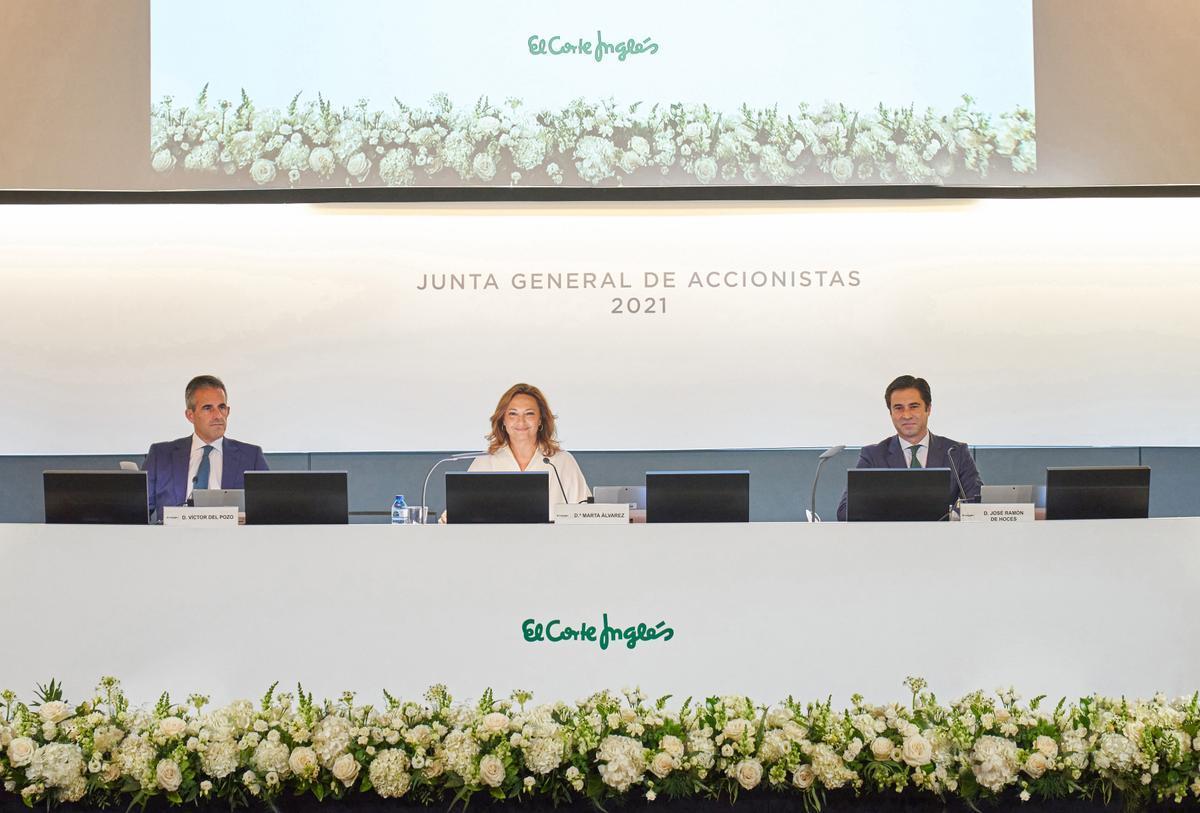 El Corte Inglés inicia el cambio de comercio tradicional a grupo de servicios