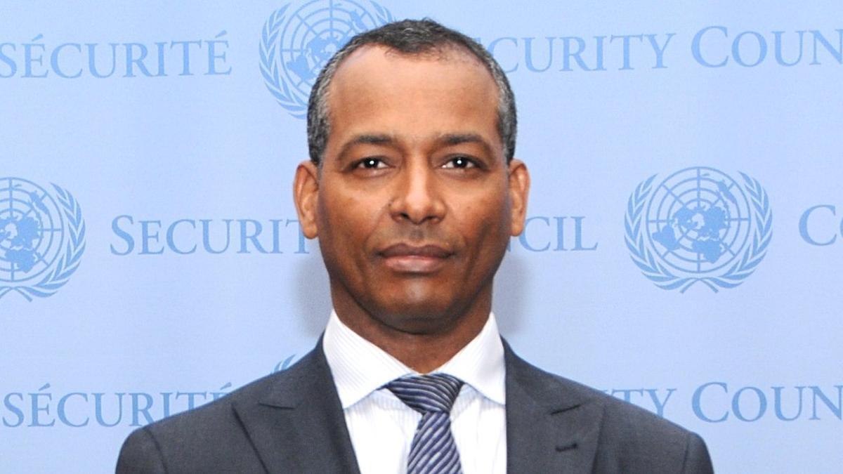 Sidi Omar, representante del Frente Polisario ante la ONU.