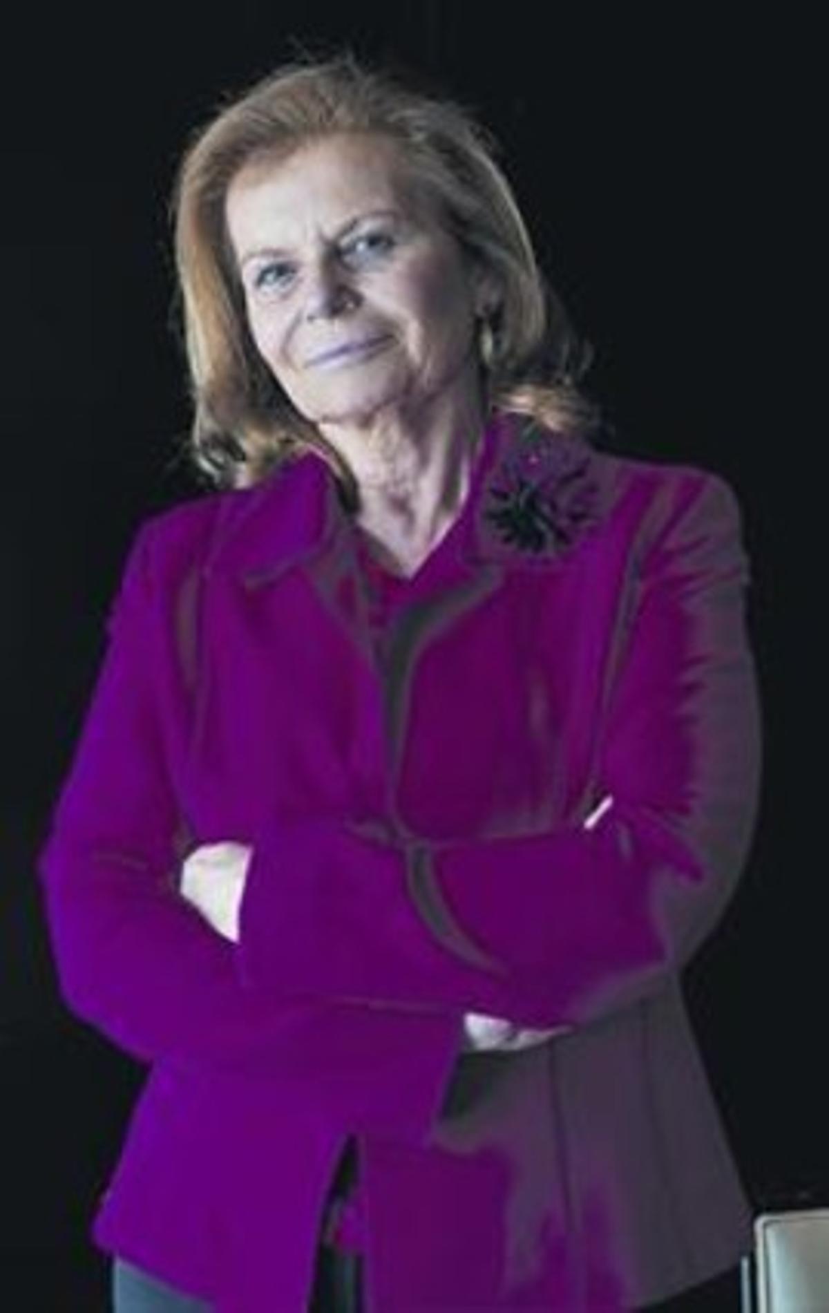 L'escriptora i acadèmica Carme Riera serà premi Trajectòria.