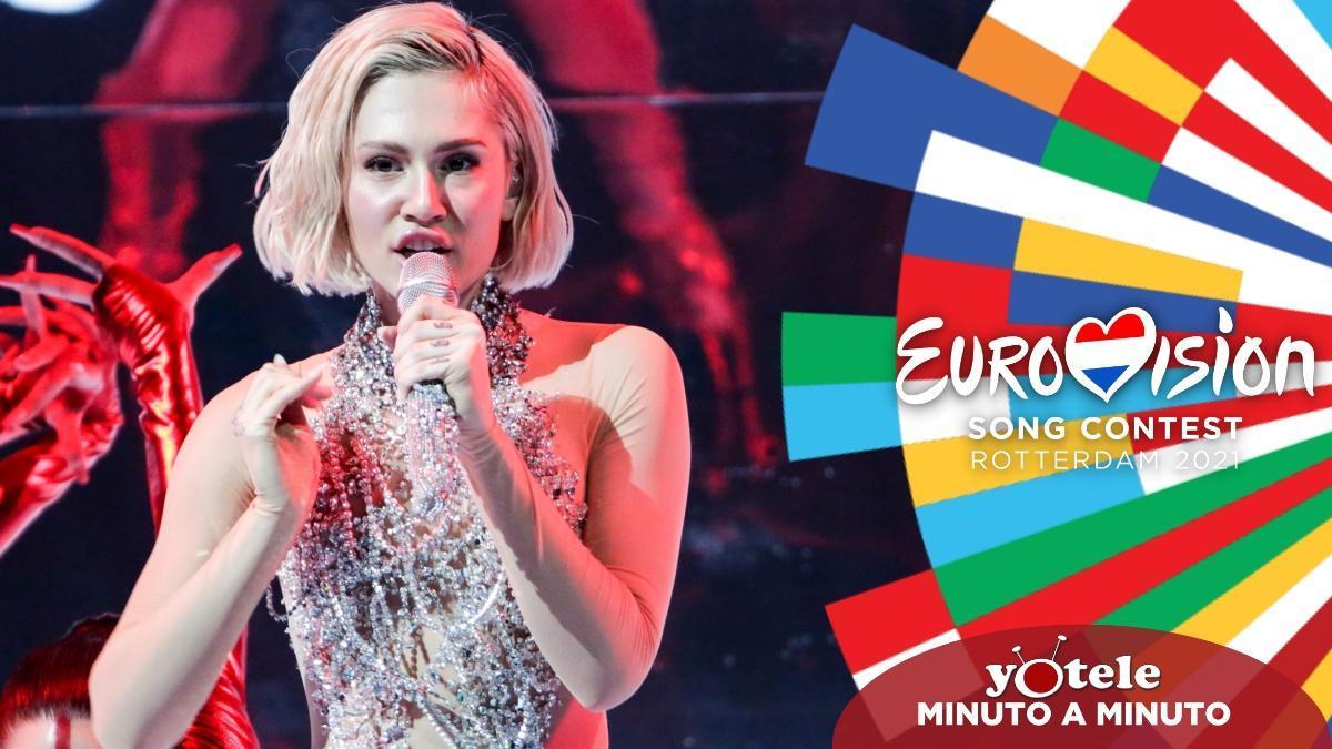 Elena Tsagrinou, representante de Chipre en Eurovisión 2021