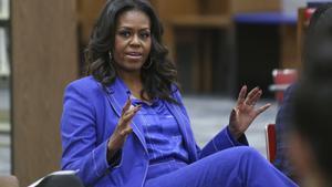 La ex primera dama recordó que la salida de la Casa Blanca fue vertiginosa.