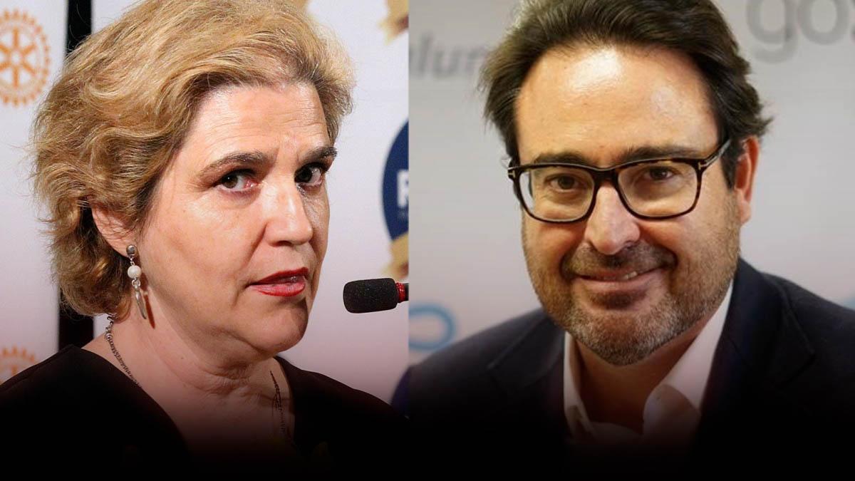 Pilar Rahola llama a David Madí para preguntarle qué pasa con TV3 (segunda parte).