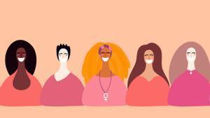 5 (grandes) impactos del covid en la vida de las mujeres