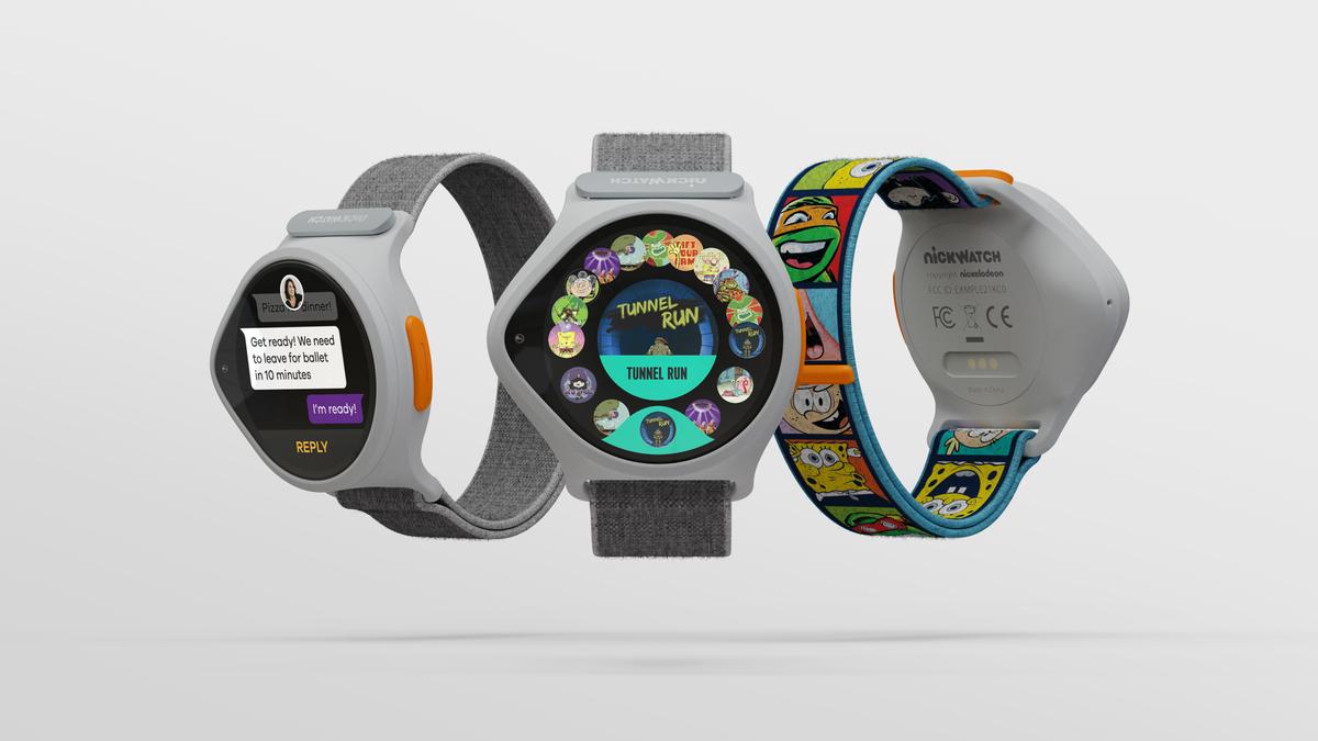 Nuevo reloj Nickwatch.