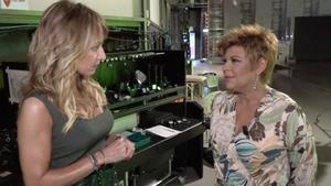 Emma García y Terelu Campos en 'Viva la vida'.