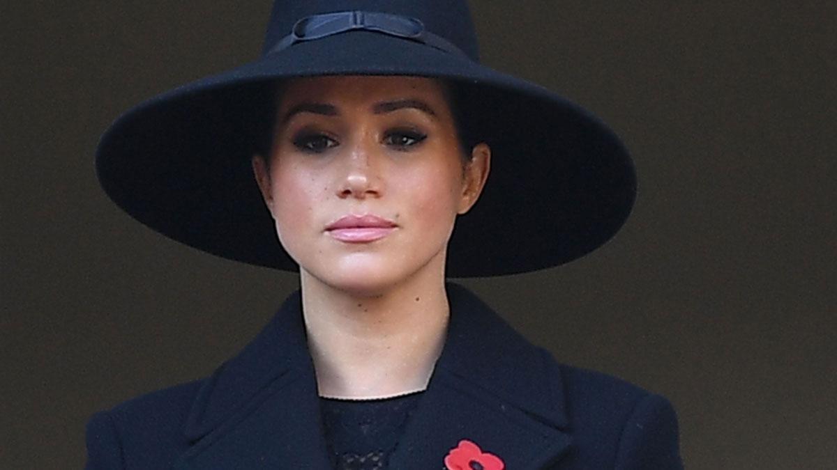 Meghan Markle, la duquesa de Sussex.