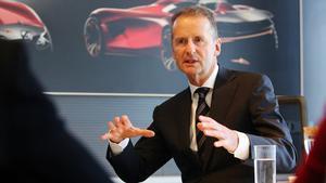 Herbert Diess: «Seat suposa una referència dins del Grup Volkswagen»