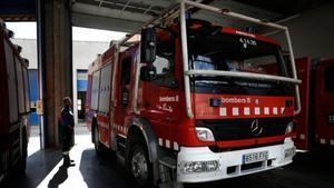Mor un home en l'incendi d'una vivenda unifamiliar a Sabadell