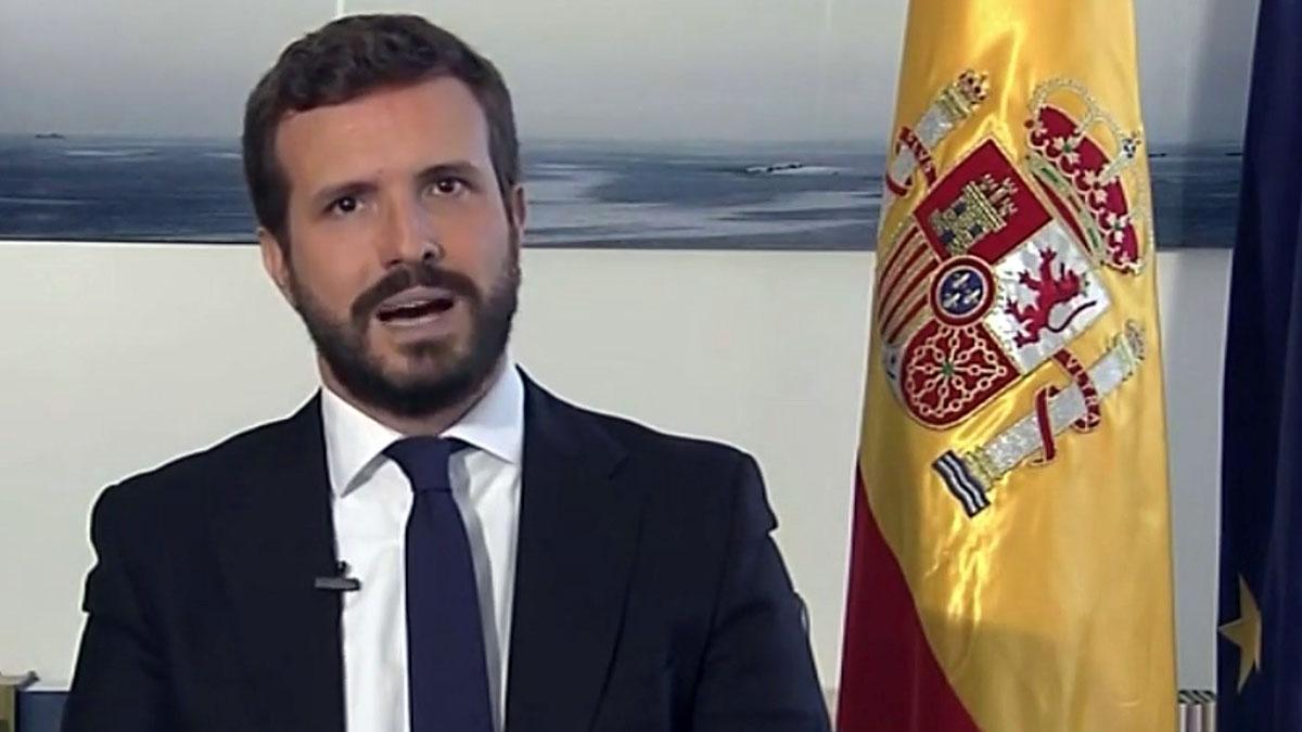 Casado exige el cese de Garzón y solicitará la reprobación de Iglesias