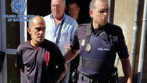 El arresto deSantiago Izquierdo Trancho, el preso huido de León.