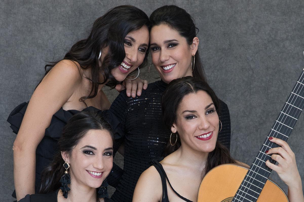 El flamenc de Las Migas i l'humor de Carles Sans arriben a l'Auditori de Cornellà