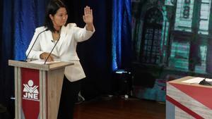 Keiko Fujimori demana als peruans una oportunitat per demostrar que no és corrupta