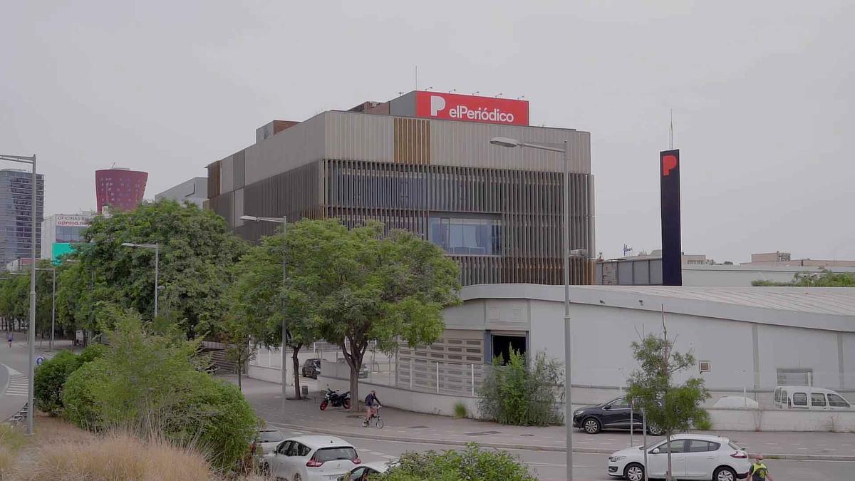 Prensa Ibérica inaugura su nueva sede en Catalunya mirando al futuro.