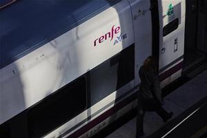 Una avaria talla l'AVE entre Saragossa i Madrid