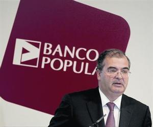 El presidente del Banco Popular, Ángel Ron, en una imagen de archivo.