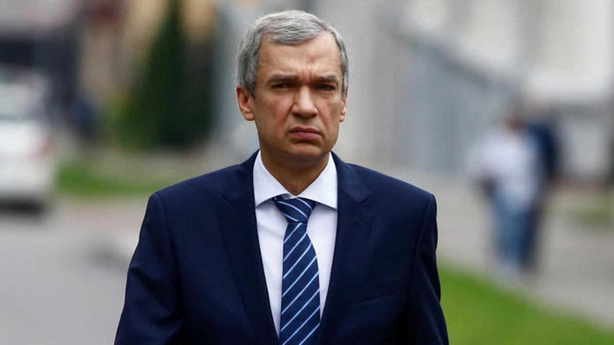 """Pável Latushko: """"Los bielorrusos piden a la UE sanciones duras contra Lukashenko"""""""