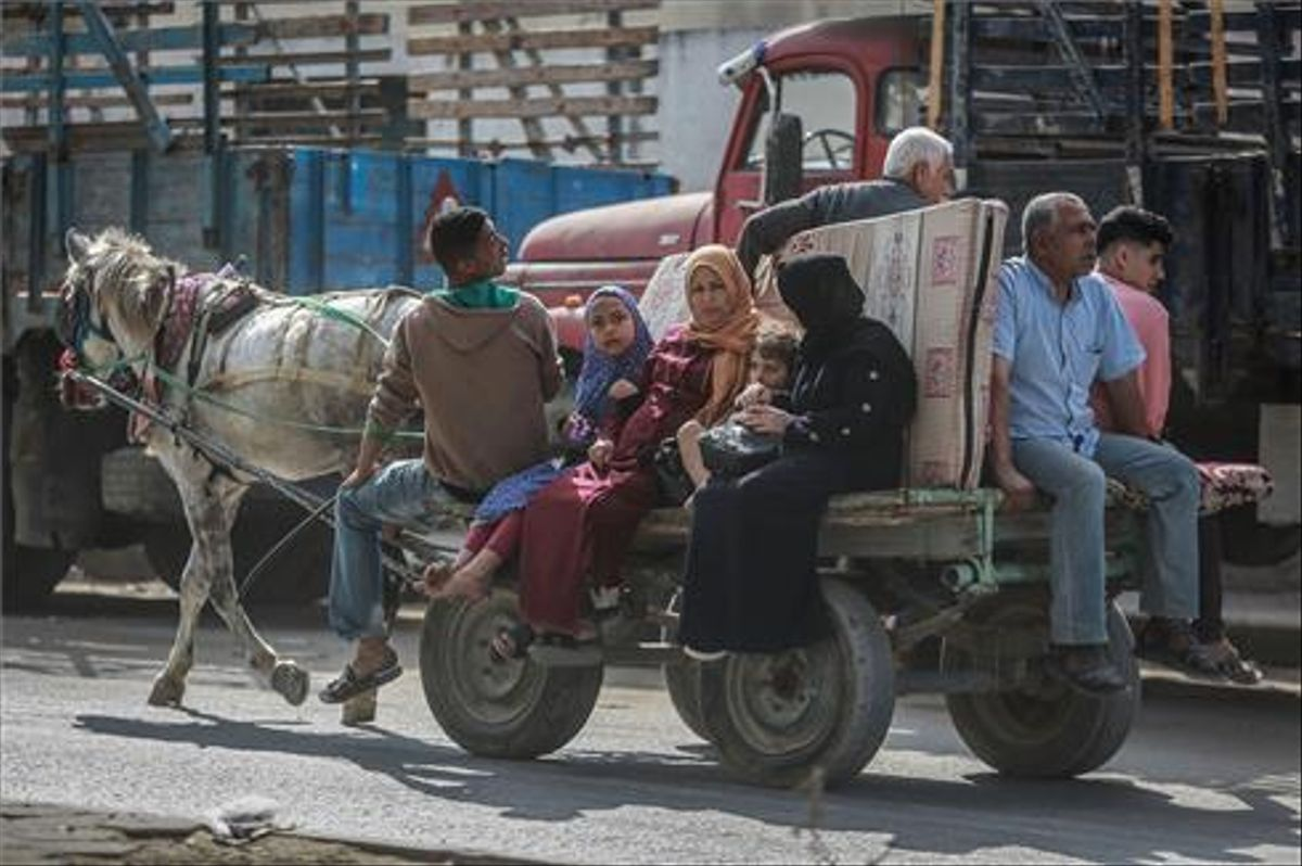 Gaza, aglomeració i pobresa