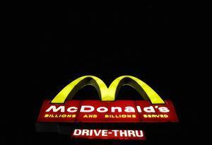 El cavall va acabar defecant a l'interior de l'establiment de McDonald's.