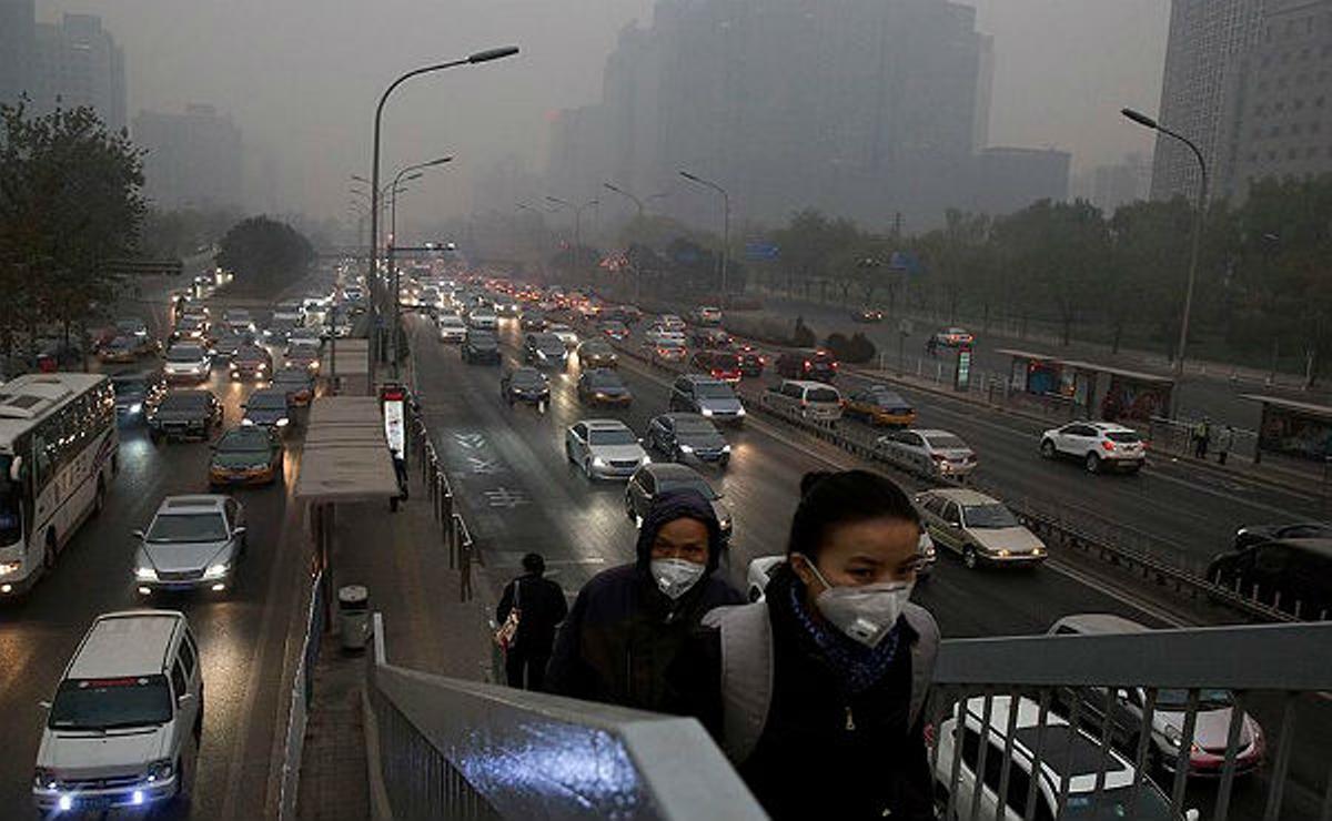 La experiodista china Chai Jing ha revolucionado internet con un documental de denuncia sobre la contaminación en su país.