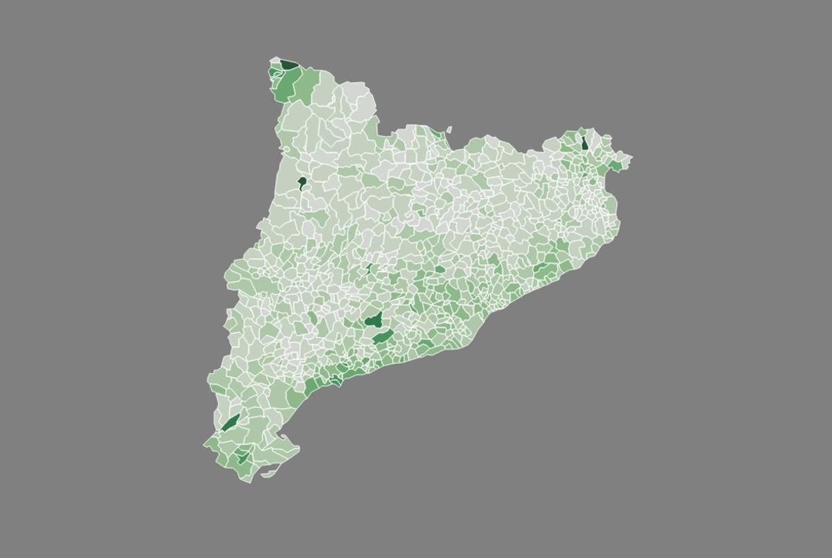 Radiografía de la Catalunya ultra