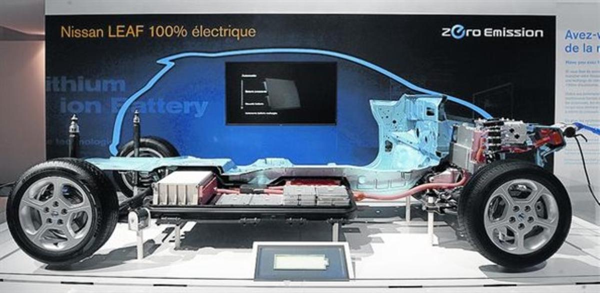 El Nissan Leaf es un ejemplo de que el sector del automóvil está lleno de nuevas tecnologías eficientes.