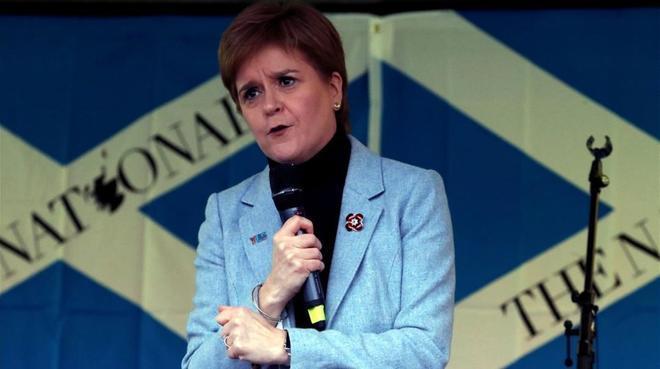"""Los nacionalistas escoceses publican una hoja de ruta para un nuevo """"referéndum legal"""" de independencia"""