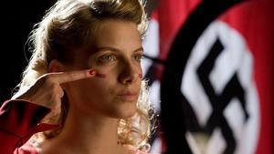 Melanie Laurent, como Shosanna Dreyfus, en 'Malditos bastardos'.