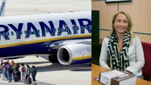 Ryanair indemnitzarà amb més de 4.500 euros una passatgera per haver-li cancel·lat un vol