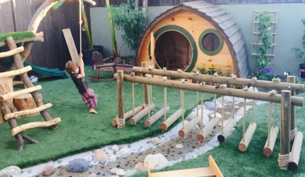 Prepara los mejores juegos de jardín para los más pequeños de la casa