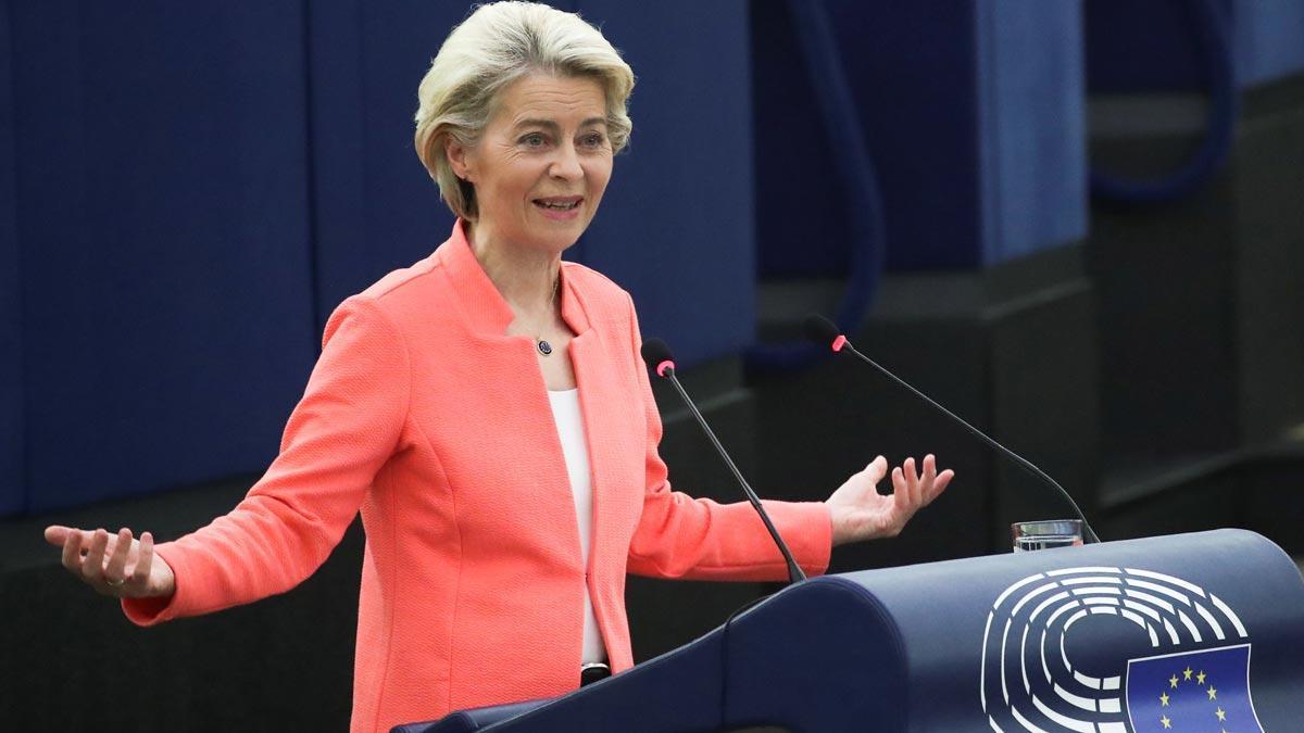 Von der Leyen: «Europa ho ha fet bé contra la Covid i en podem estar orgullosos»