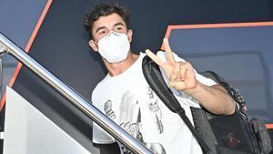 Els metges autoritzen Márquez a córrer el GP d'Andalusia de Jerez