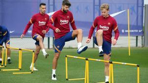 El Barça proposa per carta a les 'vaques sagrades' pagar-los el 60% del contracte i diferir-ne la resta