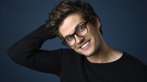 El actor Daniel Sharman, que interpreta a Troy Otto en 'Fear the walking dead'.