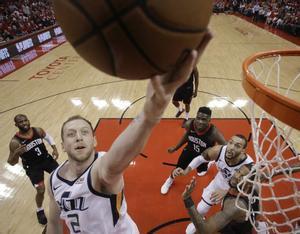 Els Jazz empaten amb els Rockets malgrat l'absència de Ricky Rubio